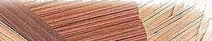 "Walnut Sheets 3/16 x 3"" 5.0 x 76.0 MM - QTY. 1"