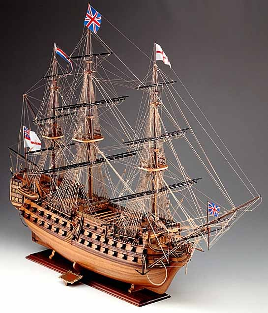 HMS Victory 1:98 Scale