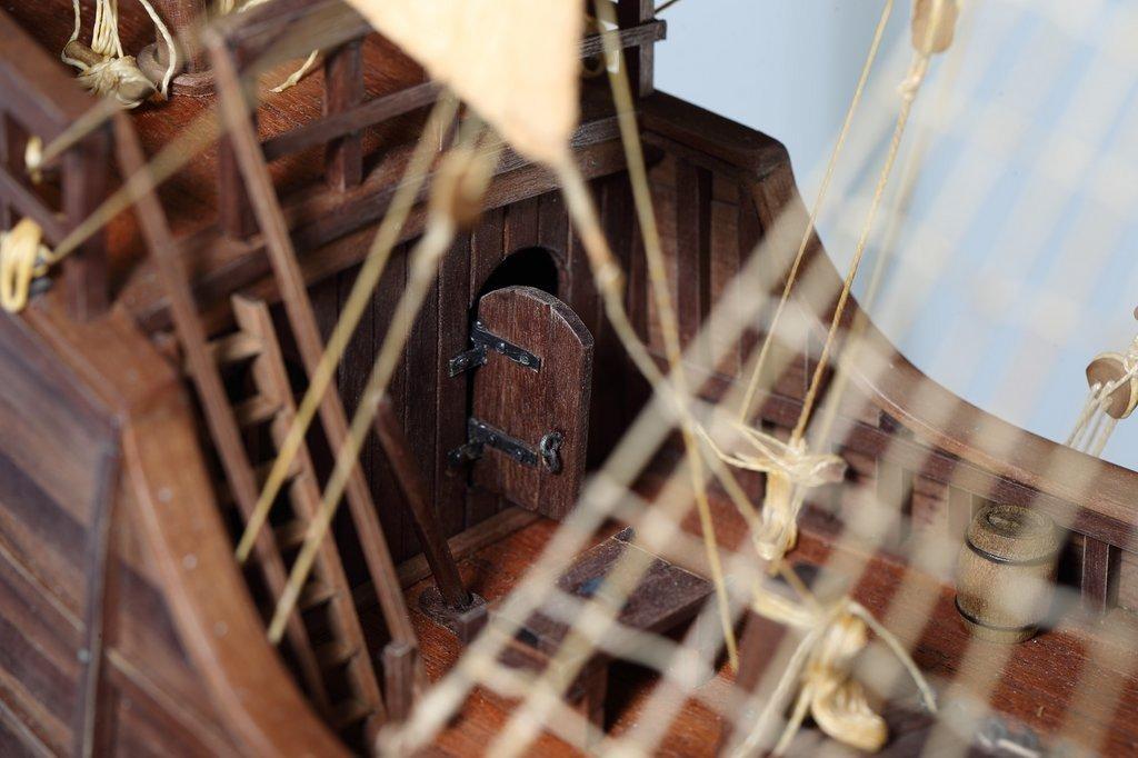 Nao Victoria Disar Ship Kits Of Spain Historic Ships