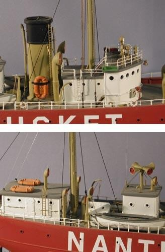 Nantucket LV No. 112 Lightship