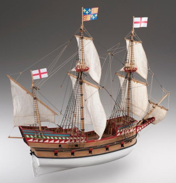 Golden Hind, Ship of Sir Francis Drake