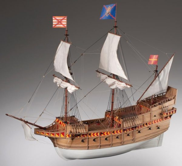 San Martin, Flagship of Spanish Armada