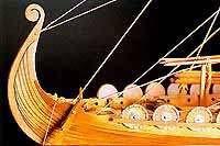 Viking Ship - Drakkar