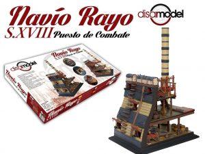 Navio Rayo Combat Station