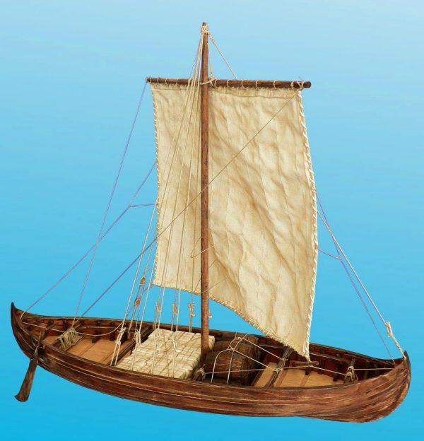 Viking Knarr - 1:35 Scale