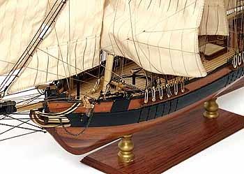 Dos Amigos 18th Century Pirate Ship