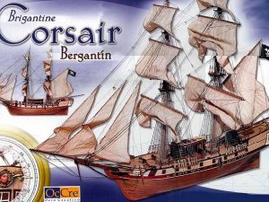 Corsair 18th Century Spanish Mortar Ship