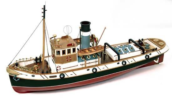 Ulises R/C Tugboat