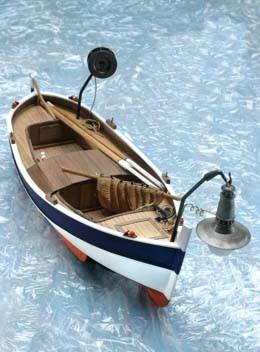 Mini Gozzo De Pesca
