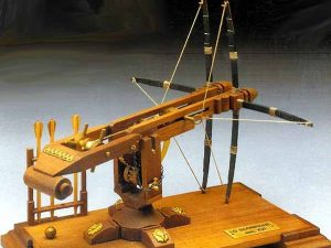The Scorpion - Double Crossbow