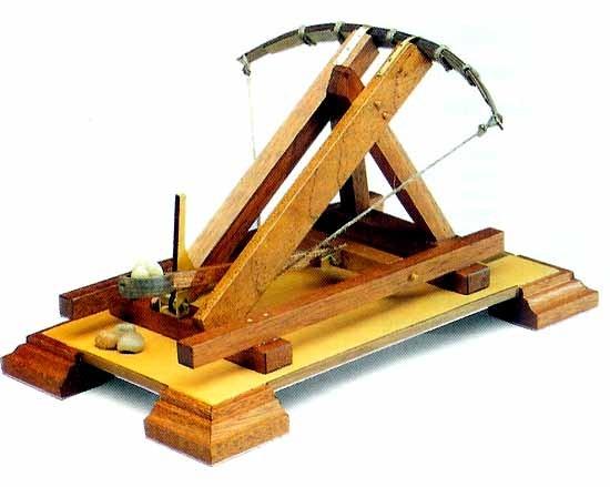 Roman Catapult - 1st Century B.C.
