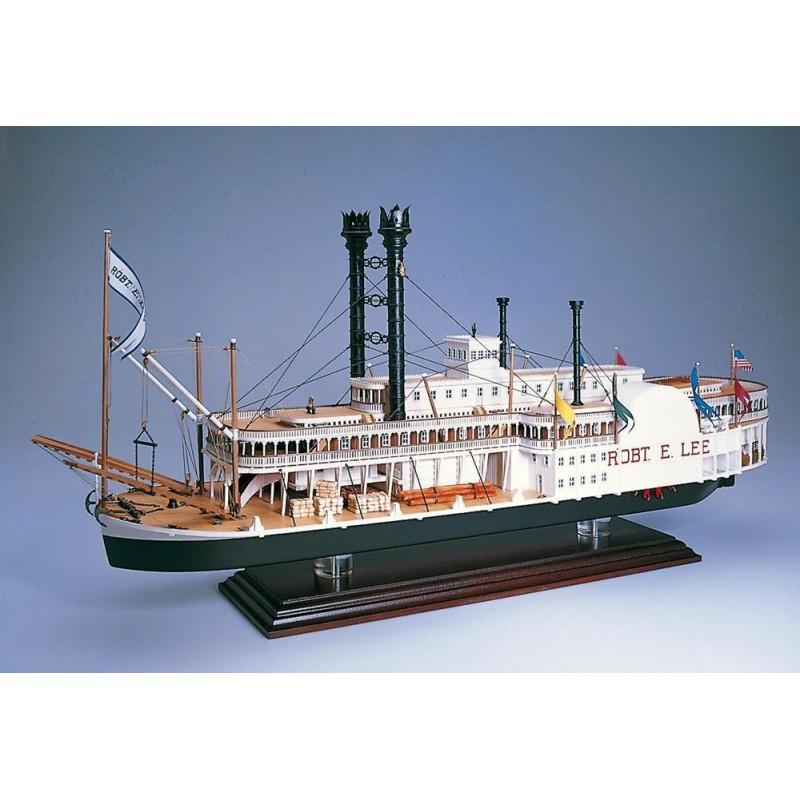 Robert E Lee Mississippi River Steamboat Historic Ships