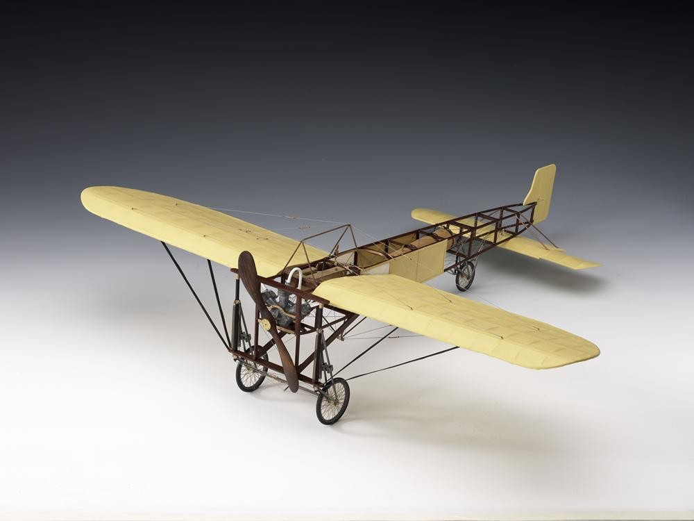 Bleriot Airplane Am1712 01 Historic Ships