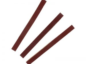 Sanding Bands (10mm) x 3