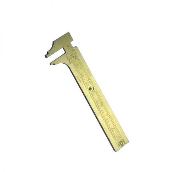 Brass Sliding Gauge (80mm)