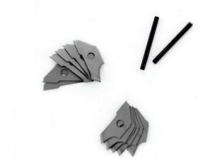 Replacement Blades For Circle Compass Cutter