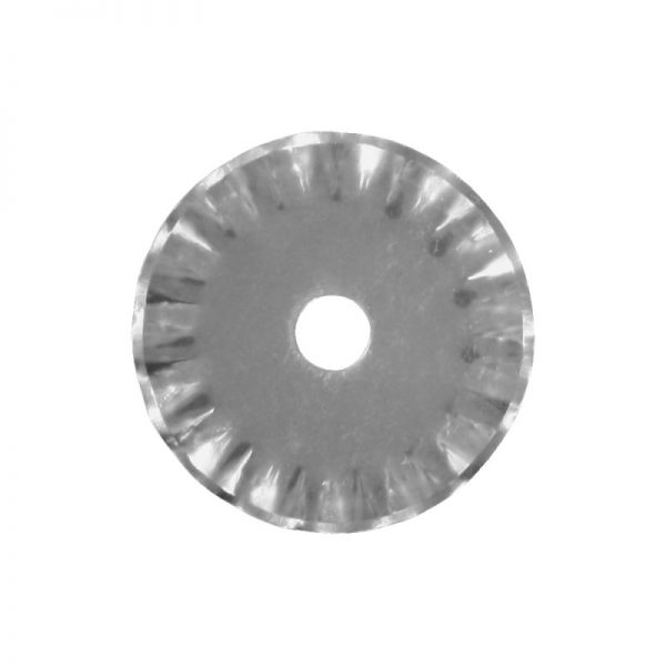 Modelcraft Spare Wavy Blade For Rotary Cutter (28mm)