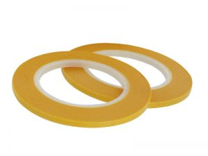 Masking Tape (3mm x 18m) x 2