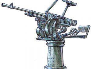 Breda Machine Gun