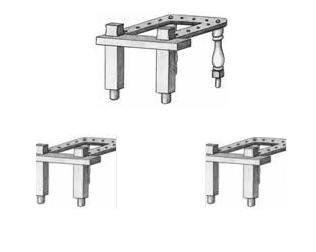 Belaying Pin Rack 30x23x12