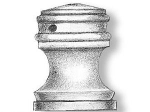 Wooden Capstan 10mm