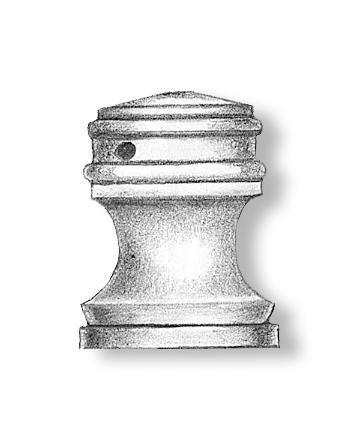 Wooden Capstan 10mm