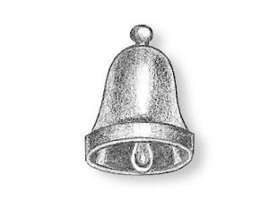 Metal Bells 6mm