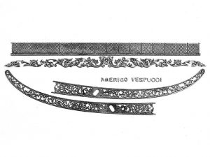 Vespucci Ornaments Photoetched Brass