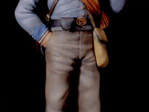 Confederate Soldier (Traitor to the USA)