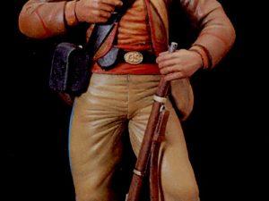 Confederate Zuave