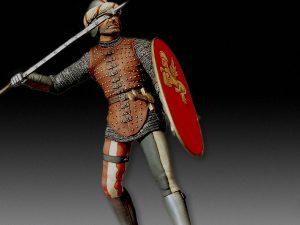 Venetian Heavy Infantry XV century