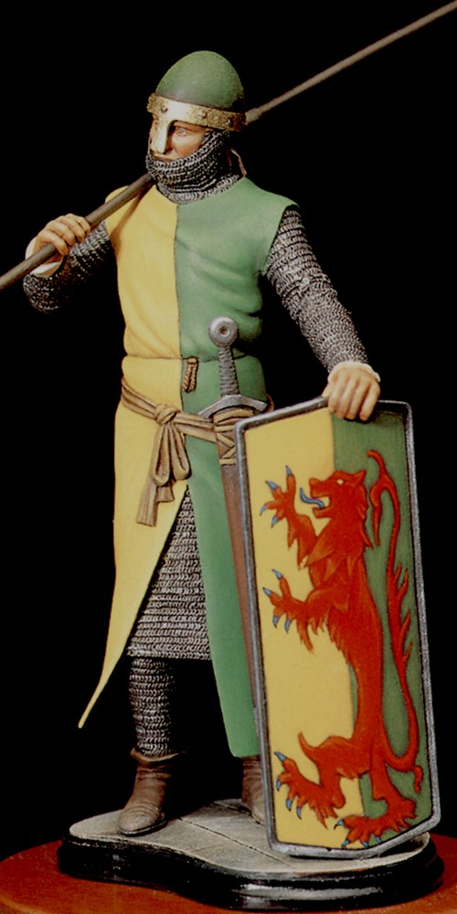 Breton Sergeant - 1160