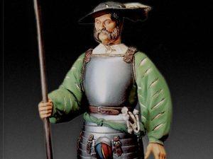 Captain Lanzichenecco