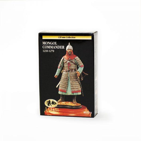 Mongolian Commander
