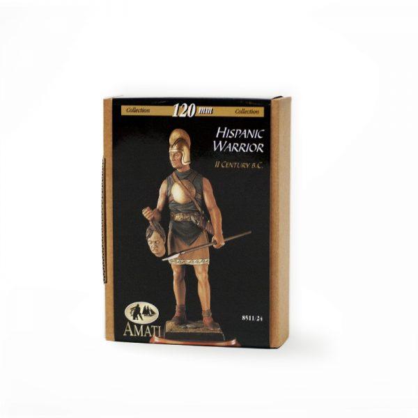 Hispanic warrior - II Century B.C.