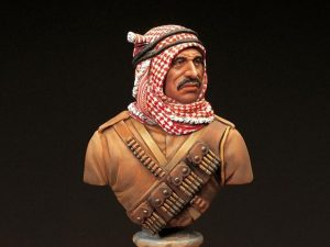 Jordanian Army 1960 - Soldier