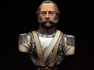 Imperial German Kuirassier Officer