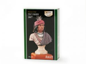 Chief Shawnee Tecumseh