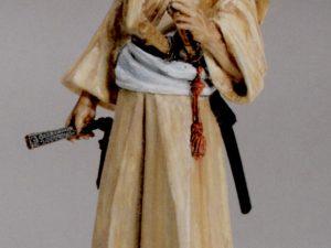 Japanese warrior (Samurai)