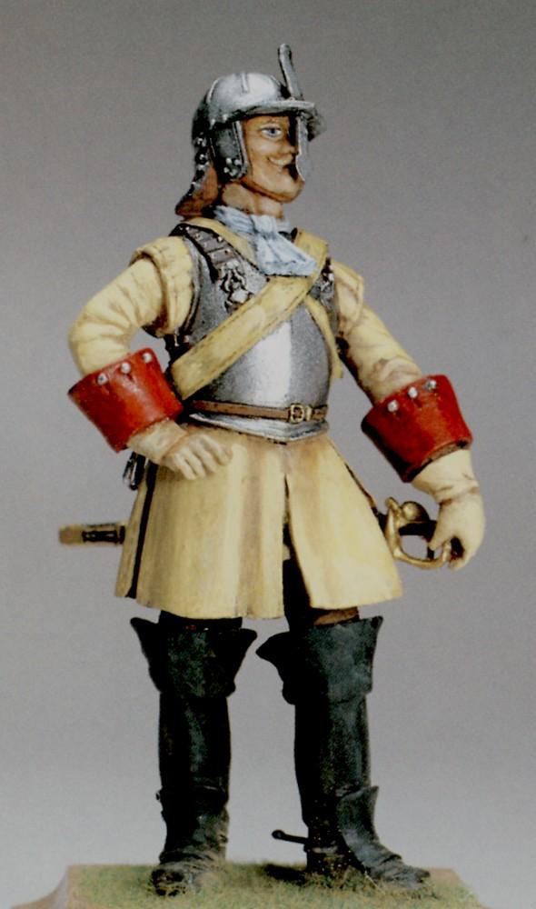 Austrian Cuirassier 1705
