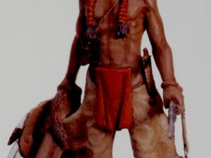 Sioux Warrior XIX century