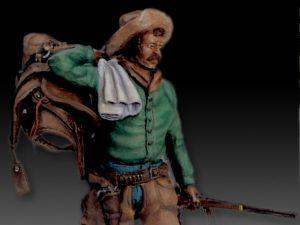 Cowboy- America XIX century