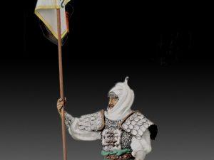 Syrian Cavalier - 1200