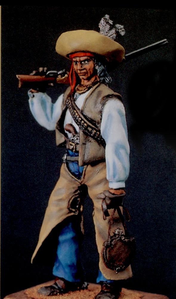 Comanchero - Comanche - Texas XIX Century