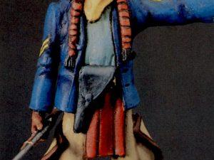 Indian Scout - America XIX Century