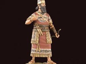 King Ashurnasirpal