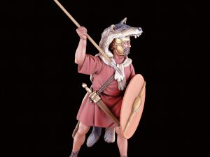 75mm Roman Velites II century B.C.