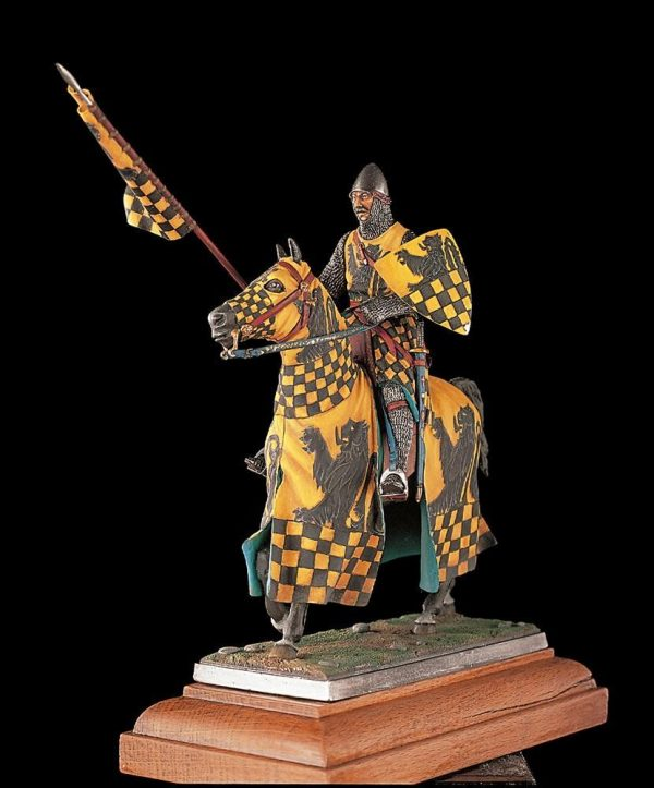 Cataphract cavalier