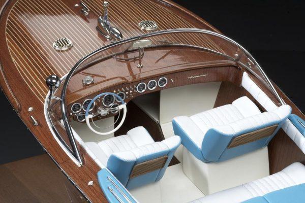 Italian Aquarama upholstery and Windshield kit
