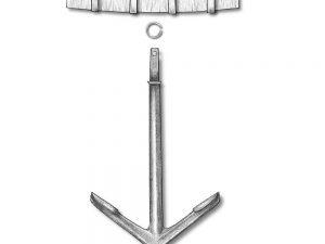 Spanish Anchors 40mm